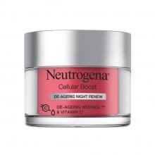 Neutrogena®Cellular Boost De-ageing nočna obnovitvena krema