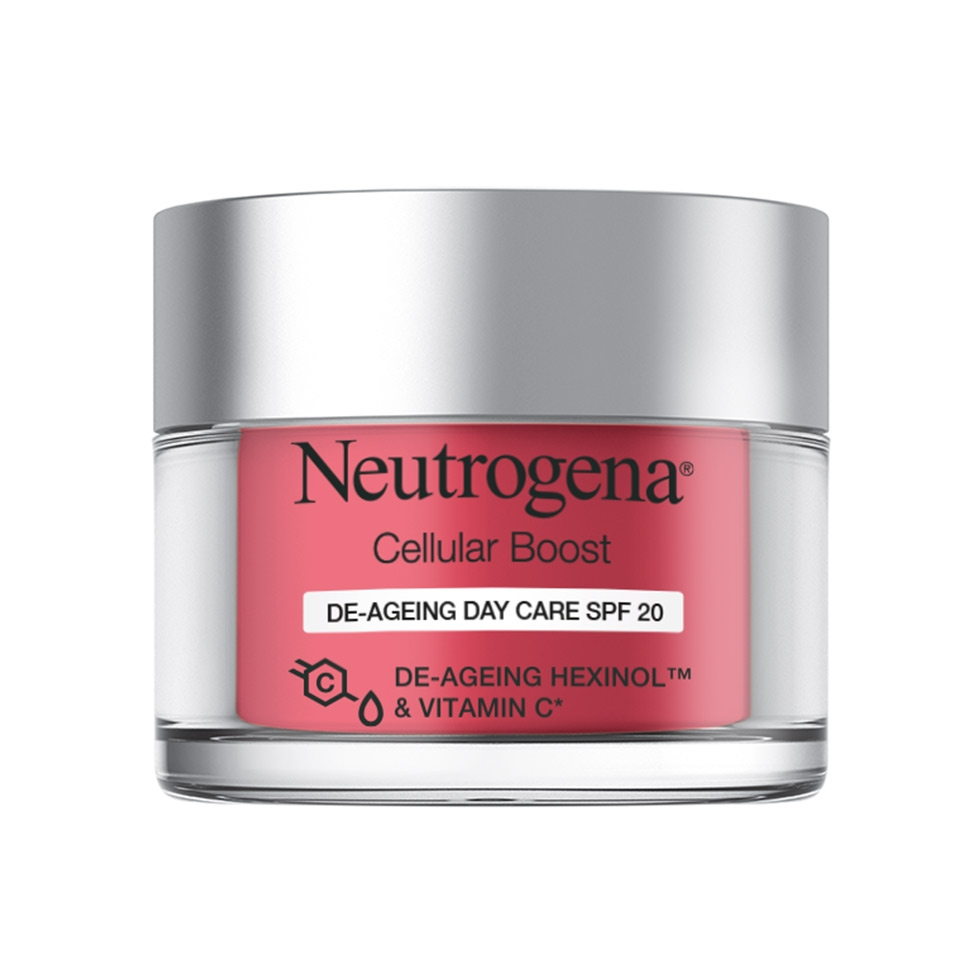 Neutrogena® Cellular Boost De-ageing dnevna krema ZF 20