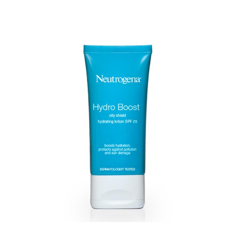 Neutrogena® Hydro Boost крем за защита в града, SPF 25