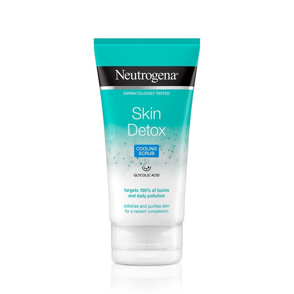 Neutrogena® Skin Detox - Osvežavajući piling za čišćenje lica
